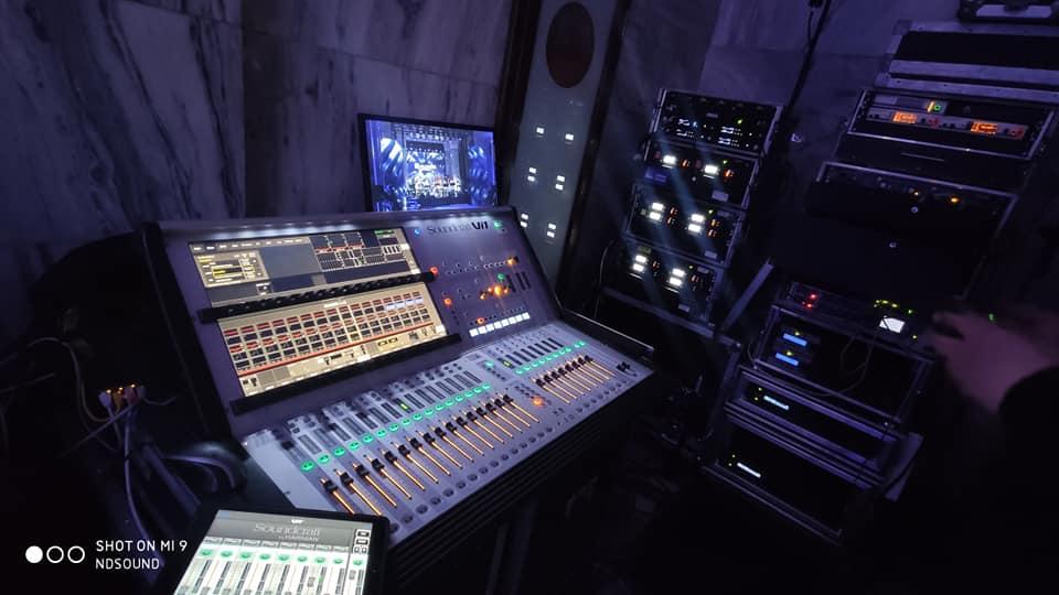 Profesjonalna obsługa techniczna eventów i koncertów