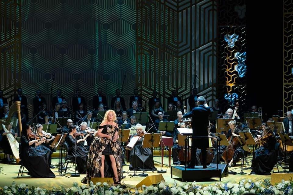 Występ sopranistki Simone Kermes transmitowany przez NDsound